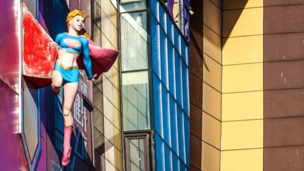 Patriarchat Superwoman Frausein Stärken