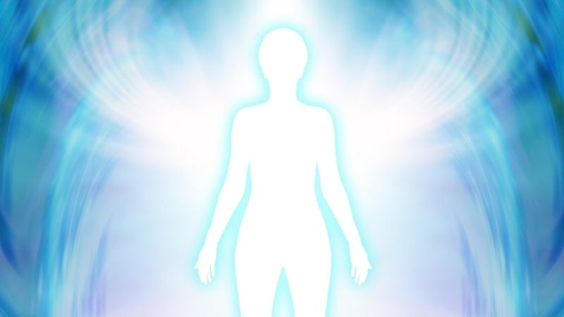 Aura Körper Ayurveda Yoga