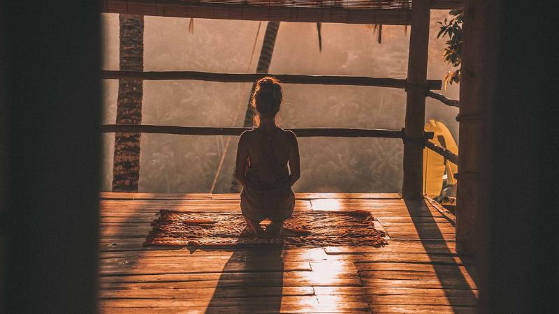 Morgen-Routine Ayurveda Yoga