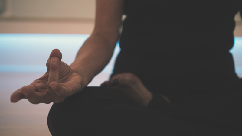 Meditation Gewohnheit Praxis